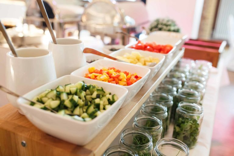 <strong>Lunch-Buffet I</strong><br>ab 14,50 € pro Person