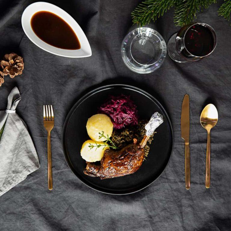 Spreespeicher Gänsebraten Weihnachtsmarkt mit Dinner